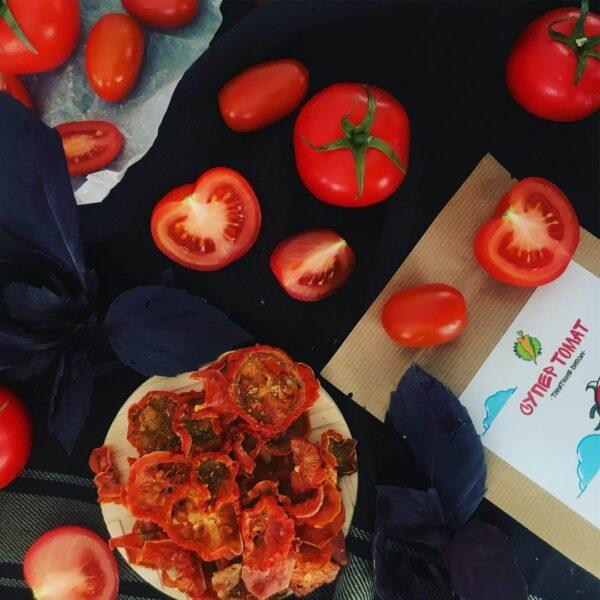 Сушеные томаты 50 грамм
