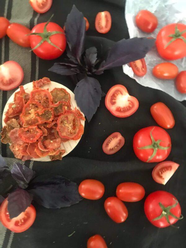 томатные чипсы - СНЕКИ №1