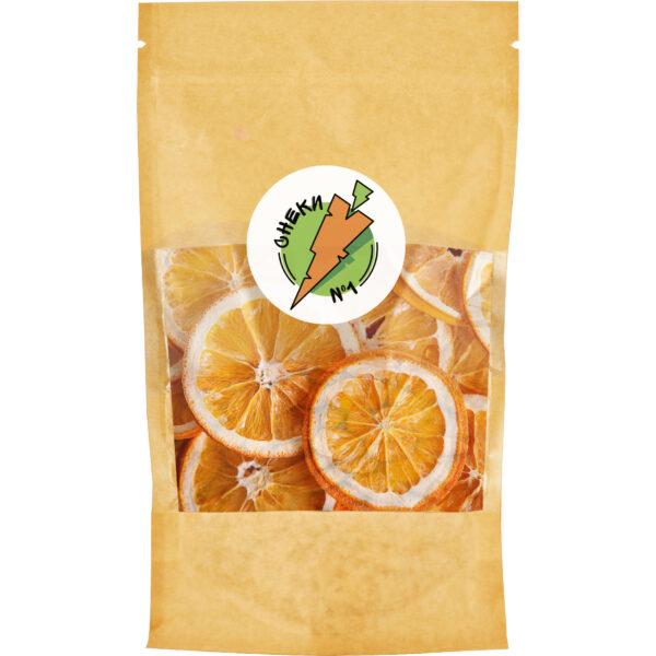 Апельсины сушеные 30 грамм