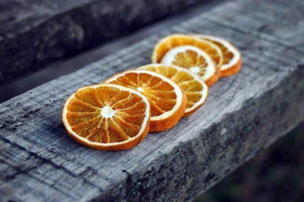 Чипсы из апельсина - СНЕКИ №1