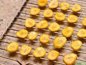 Рецепт Банановых Чипсов. Шаг 4