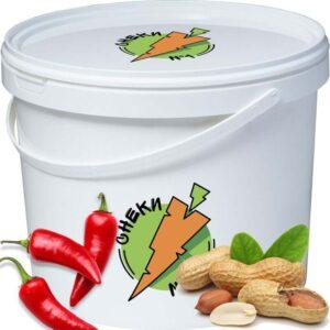 Арахисовая паста 250 грамм | Набор 16 банок