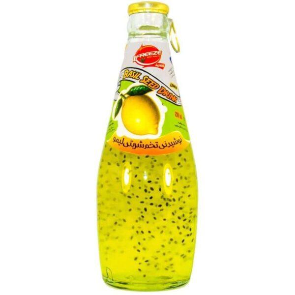 Напиток с Семенами Базилика со Вкусом Лимона 290 мл