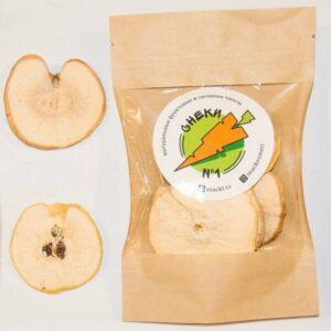 Яблочные чипсы (желтое яблоко), 1 кг