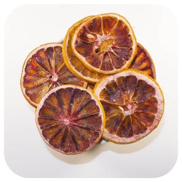 Красные сушеные апельсины, 1 кг