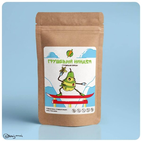 Сушеная груша 50 грамм