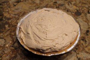 Почти готовый пирог