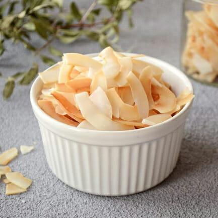 Кокосовые чипсы 80 грамм
