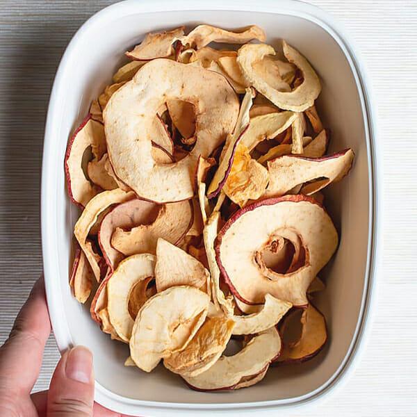 Яблочные чипсы 1 кг