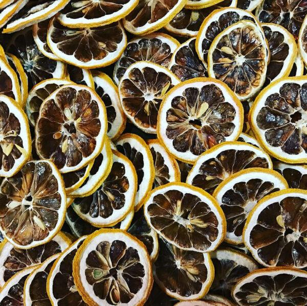 Сушеный лимон 1 кг