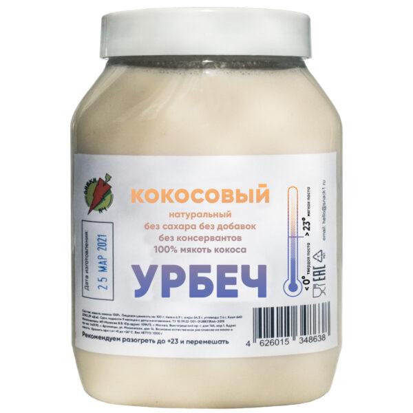 Кокосовый урбеч СНЕКИ №1 1000 грамм