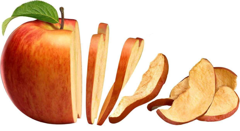 Яблочные чипсы - СНЕКИ №1